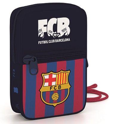 Karton P+P Kapsička na krk FC Barcelona
