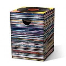 REMEMBER® Stolička / stolek z vlnité lepenky Music Express