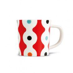 REMEMBER® Espresso šálka s tanierikom Dots