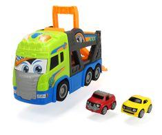 DICKIE Auto Happy transportér 42 cm - rozbalené