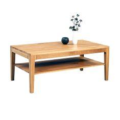 Artenat Konferenční stolek s policí Frisco, 110 cm