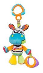Playgro igrača za voziček zebra Zoe
