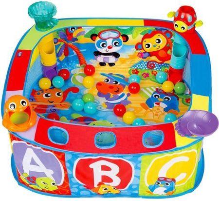 Playgro igralna podloga z žogicami