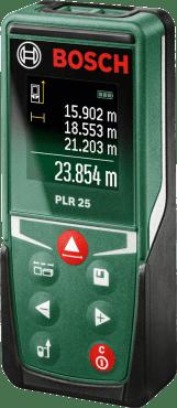 Bosch laserski merilnik razdalj PLR 25 (0603672520)
