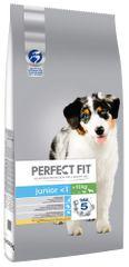 Perfect fit Dog granulátum Junior csirke M/L 14,5 kg