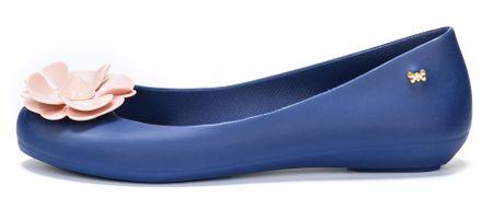 Zaxy dámské baleríny Nature 40 modrá