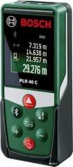 BOSCH PLR 40 C lézeres távolságmérő