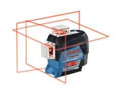 BOSCH Professional linijski laser GLL 3-80 C Professional + L-BOXX 136 + BM 1