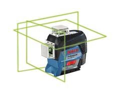 BOSCH Professional linijski laser GLL 3-80 CG + BM 1 + L-BOXX (0601063T00)