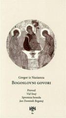 Gregor iz Nazianza: Bogoslovni govori