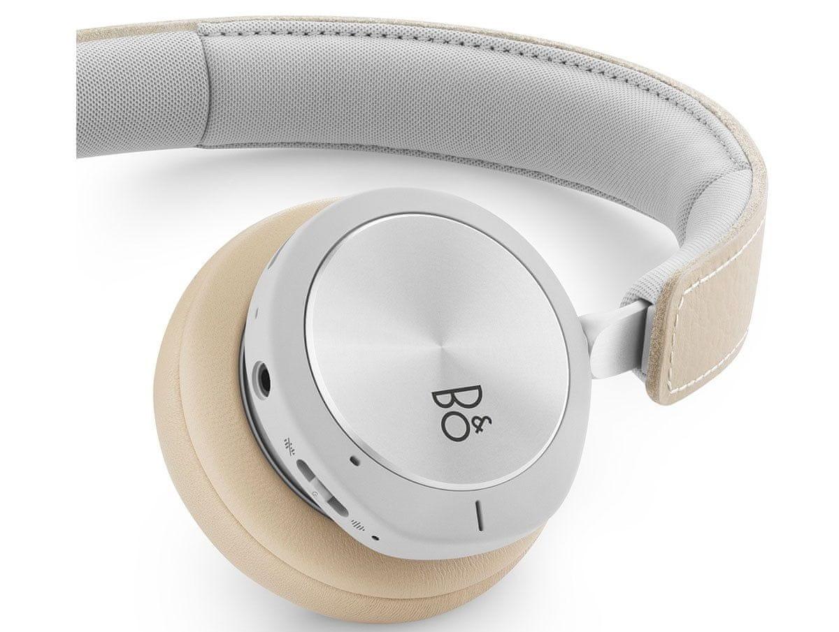 Bezdrátová sluchátka B&O Play Beoplay H8i Bluetooth pohybový senzor po nasazení