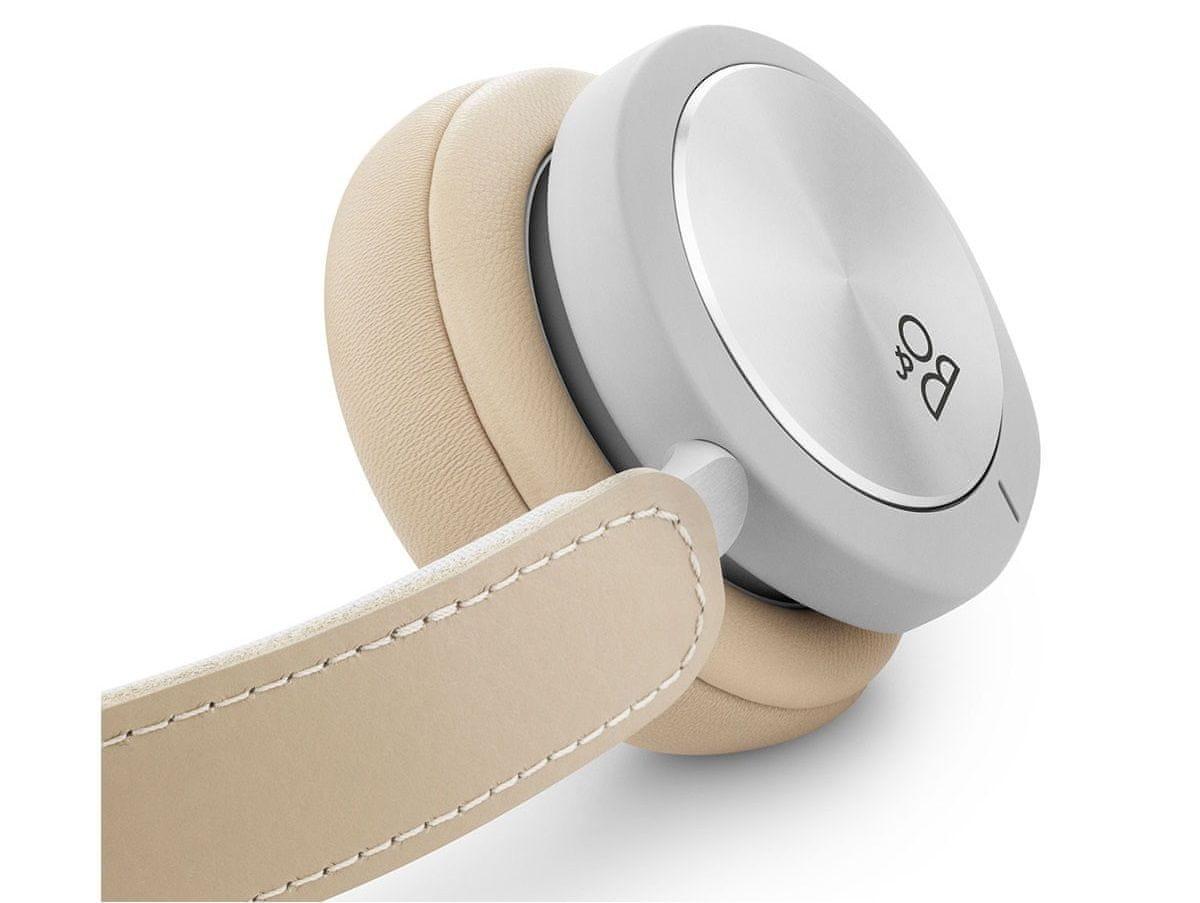 Bezdrátová sluchátka B&O Play Beoplay H8i Vyměnitelná baterie kapacita až 30h poslechu hudby