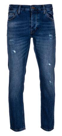 Mustang jeansy męskie 33/32 niebieskie