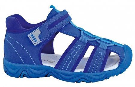 a6b0df48a08e Protetika chlapčenské sandále Art 27 modrá