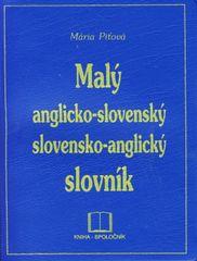 Piťová Mária: Malý anglicko-slovenský slovensko-anglický slovník