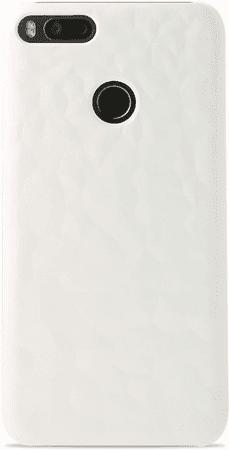Xiaomi Eredeti hátlapvédő tok Hard Textured Hard Case pro Xiaomi Mi A1, rózsaszín (16767)