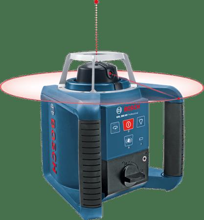 BOSCH Professional rotacijski laser GRL 300 HV+LR 1+BT 300+GR 240 (061599403Y)