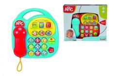 SIMBA Baby telefón, na batérie, 20 x 20 cm
