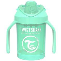 Twistshake Hrnek učicí 230ml 4+m