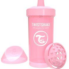 Twistshake Fľaša pre deti 360 ml 12 + m