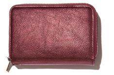 Nalí dámská vínová peněženka