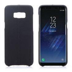 USAMS ovitek za Samsung Galaxy S9 G960, umetno usnje