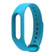 Xiaomi náhradní řemínek pro Mi Band 2, modrý