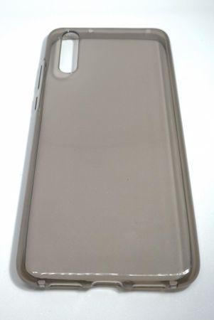 Ultra tanek silikonski ovitek za Huawei P20 Pro, prozorno črn