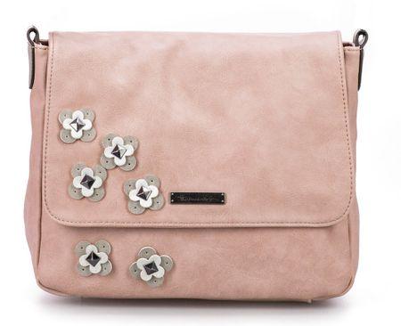 Tamaris ženska ročna torbica roza LUNA