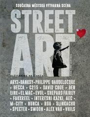 Mattanzaová Alessandra: Street Art - Současná městská výtvarná scéna
