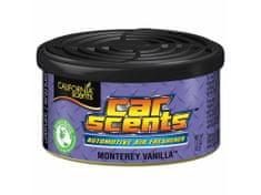 California Scents Vôňa do auta Car Scents - Monterey Vanilla (vanilka), sladká vôňa, výdrž 2 mesiace