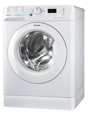 Indesit BWA 71283X W EU Elöltöltős mosógép, A+++