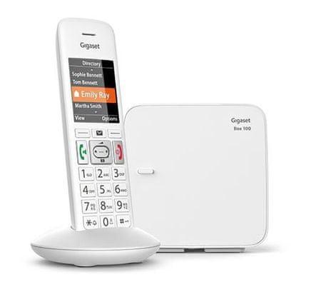 Gigaset brezvrvični telefon E370