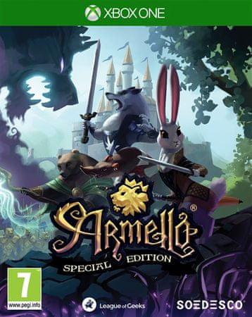 Soedesco igra Armello - Special Edition (Xbox One)
