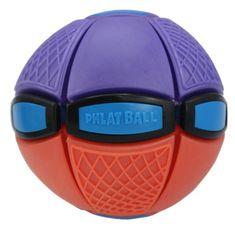 EP Line Phlat Ball junior mění barvu - fialová/červená