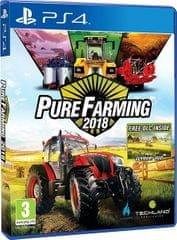 Techland Pure Farming 2018 (PS4)