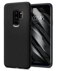 Spigen ovitek Liquid Air za Galaxy S9 Plus, mat črn