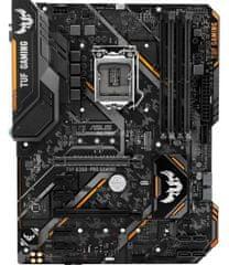 Asus osnovna plošča TUF B360-PRO GAMING, DDR4, USB3.1Gen2, LGA1151, ATX