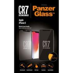 PanzerGlass zaštitno staklo CF CR7 za iPhone X, crno