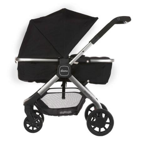 Diono Wózek dziecięcy QUANTUM, Black