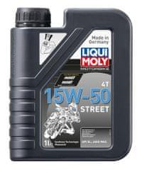 Liqui Moly motorno ulje MOTORBIKE 4T 15W50 STREET, 1L