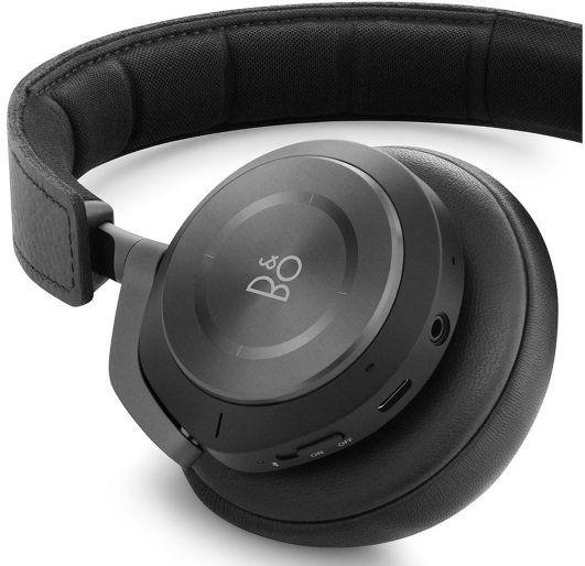 Bezdrátová sluchátka B&O Play Beoplay H9i Vyměnitelná baterie kapacita až 18h poslechu hudby