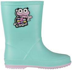 Coqui detské čižmy Rainy