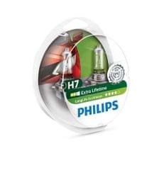 Philips žarulja halogena LongLife EcoVision H7 4xLifetime