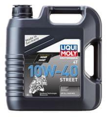Liqui Moly motorno ulje MOTORBIKE 4T 10W40 STREET, 4L