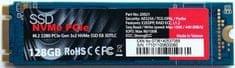 Toshiba Micron, Phison SSD disk 128 GB, M.2 80 mm, PCI-e 3.0 x4 NVMe, TLC