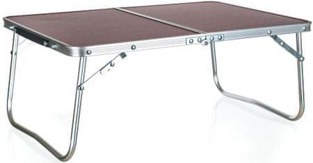 Happy Green Asztal acél, összecsukható TOURNEO 60 x 40 x 26 cm