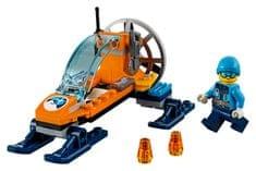 LEGO City 60190 Polarni snežni voznik