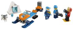 LEGO City 60191 Raziskovalna polarna ekipa
