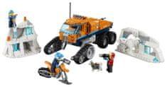 LEGO City 60194 Sarkvidéki felderítő teherautó